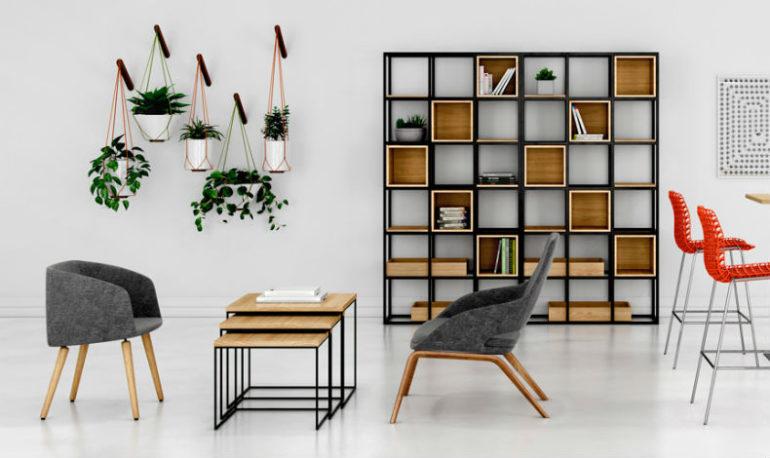 Móveis e Cadeiras para Escritório